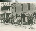 Marysville Fire Department 1909