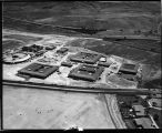 [Mission Viejo High School, circa 1966 aerial photograph].