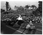 Pasadena Tournament of Roses Parade--Arcadia Float, 1963