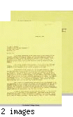 Letter from Remsen Bird to Guy Snavely, Executive Director, Association of American Colleges, March 21, 1942