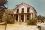 The Dr. Welwood Murray house which later became the Priest's House at the St. Boniface Indian/Industrial School in Banning, California