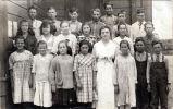 Little Lake School class with Robert Koontz
