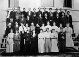 Whittier High School Class of 1908