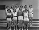 [Women's basketball team]