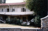 Brandeis-Bardin Institute Main House after 1994 Northridge Earthquake