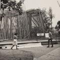 Construction of Planetarium, 1964