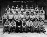 Inglewood Post Office staff, 1939