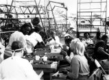 Local residents volunteer for the 1992 Tournament of Roses Parade