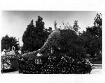 Pasadena Tournament of Roses Parade--Arcadia Float, 1914