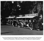Inaugural ceremonies for University of California President Clark Kerr at the Davis                 campus
