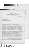 Letter from Harold Winton, Captain and Commander of Company A, to Linda (Giese) Patterson