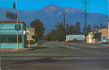 Color postcard of Foothill Blvd. & Archibald Ave.
