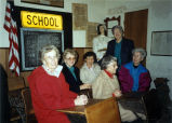 Reunion at Murray School, (1994), photograph