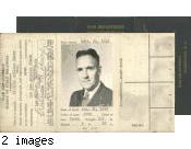 Bureau of Public Relations Correspondent's Identification Card