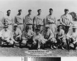 Photograph of Live Oak Baseball Team, 1937
