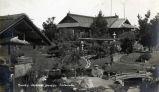 George T. Marsh's Japanese Tea Garden, Coronado (Calif.) c. 1904 (Postcard).