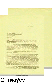 Letter from Remsen Bird to Guy Snavely, Executive Director, Association of American Colleges, May 16, 1942