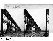 The Great Bridge, Richmond, VA.