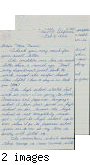 Letter from Mutsuo [Hirose] to [Afton] Nance, 1944 Feb 5