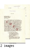 Letter from Marguerite K. Prince, Instructor, Pasadena Junior College, to Earle R. Hedrick, Vice President and Provost, University of California, May 4, 1942