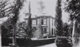 B.F. Conaway photograph of Martin residence