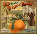 Old Mission label