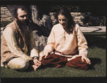 Photograph of La Monte Young and Marian Zazeela