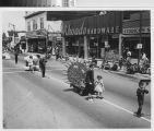 Posy Parade, San Mateo Avenue, ca. 1954