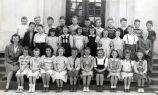 Lois Barry-Barrett's 3rd Grade Class, 1940-41