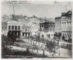 [Photograph of the Bella Union Theatre, Portsmouth Square]
