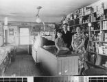 Photograph of Lomo Store Interior in Sutter County (Calif.)