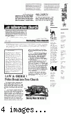The Subversive Church, April 1970, Law and Order? Police Break into Free Church