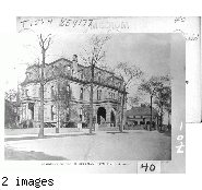 Residence of Geo. M. Pullman - 1729 Prairie Ave., Chicago, Ill.