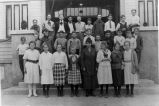School picture, May 1920