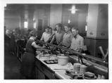 FUHS & JC cafeteria