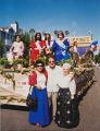 Filipino American Seniors of Ventura County Float