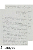Letter from Paul H. Kusuda to [Afton] Nance, 1942, June 23