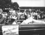 Miss Conejo Valley, Conejo Valley Days Parade 1965