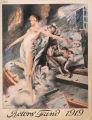 [Cover of Actors' Fund 1919 program]