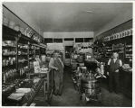 Upland Photograph Business; Interior of The Colborn Electric Shop