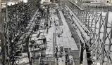 A Ship Under Construction, 1917-1918