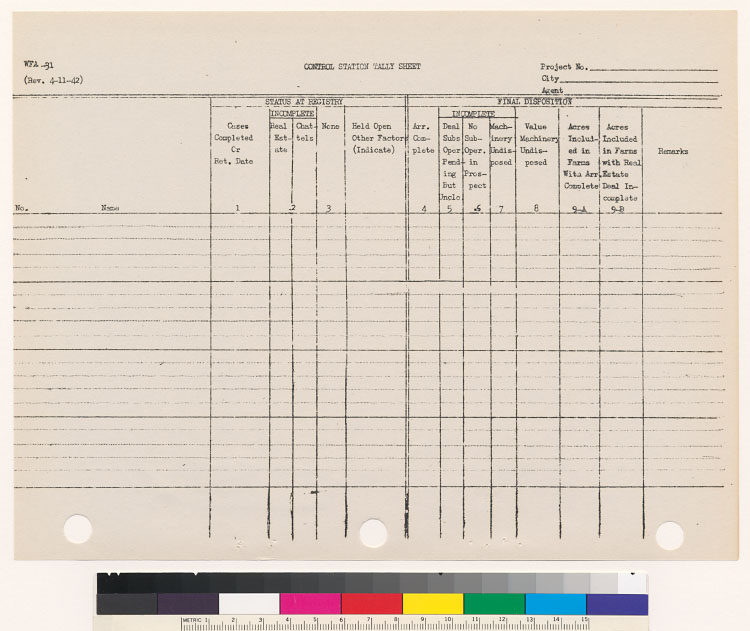 Farm security administration reports and miscellaneous documents farm security administration reports and miscellaneous documents 1942 1943 altavistaventures Image collections