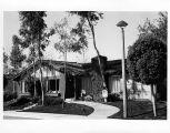 [Casta del Sol model home exterior, plan F, Flora photograph].