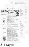 Berkeley Free Church Newsletter, May 1972
