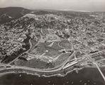 Aerial photograph of Presidio of Monterey