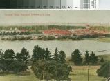 Postcard View of Stanford University