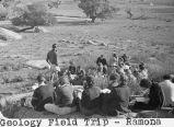 Geology field trip - Ramona / Lee Passmore
