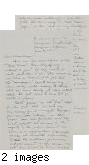 Letter from Paul H. [Kusuda] to [Afton] Nance, 1942 June 8