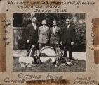 Citrus Four, Citrus Junior College, 1928