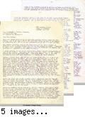 Letter from Charlotte Susu-Mago to Elizabeth McCloy, December 15, 1943